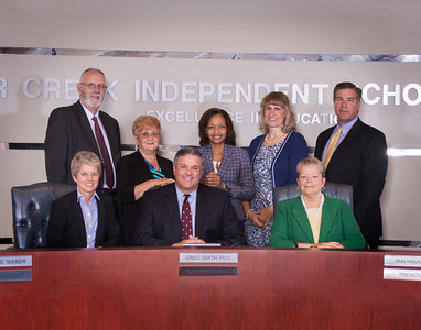 Clear Creek ISD Board of Trustees 2013-2014